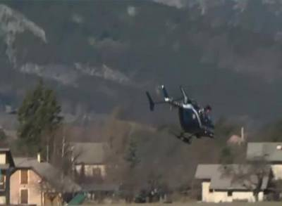 News video: Pilot Locked Out of Cockpit Before Germanwings Crash