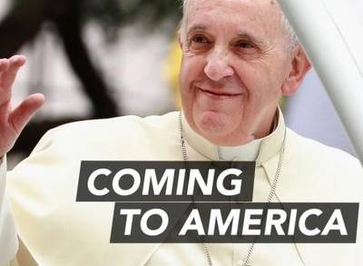 News video: The Pope's US Tour: White House, Congress, UN